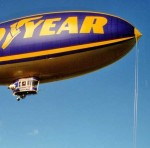 The Spirit of the South Pacific - Goodyear Blimp, 1999