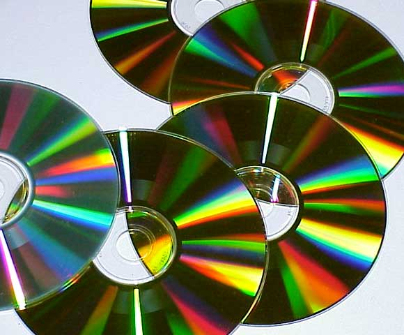Remember CDs?