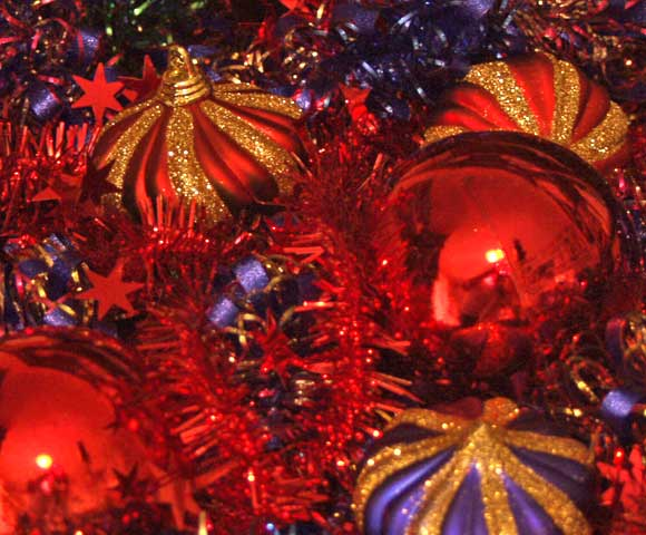 Christmas Decorations 2001