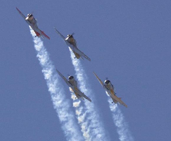 Albury Air Show, 2002