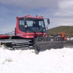 Snow Groomer, Falls Creek, 2002