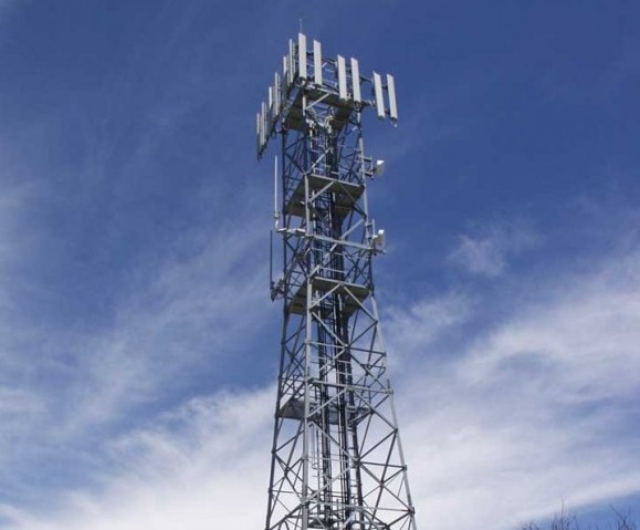 Phone Tower, January 20, 2004.