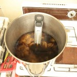 Combination dye pot
